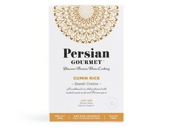 cumin rice -persian rice
